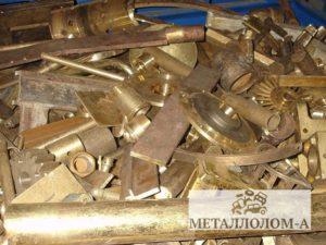 Фотографии бронзового металлолома