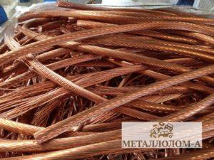 Фотографии медного металлолома