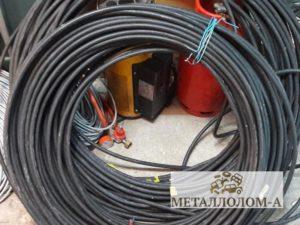 Фотографии кабельного металлолома
