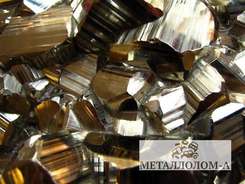 Фотографии металлолома редкозёма